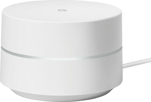 Google Wifi System (Single WiFi Point) Router Replacement For Whole Home Coverage - White