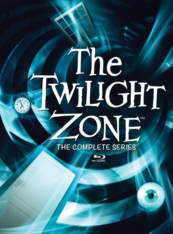 Twilight Zone: The Complete Series [Blu-ray] [24 Discs] 5706563
