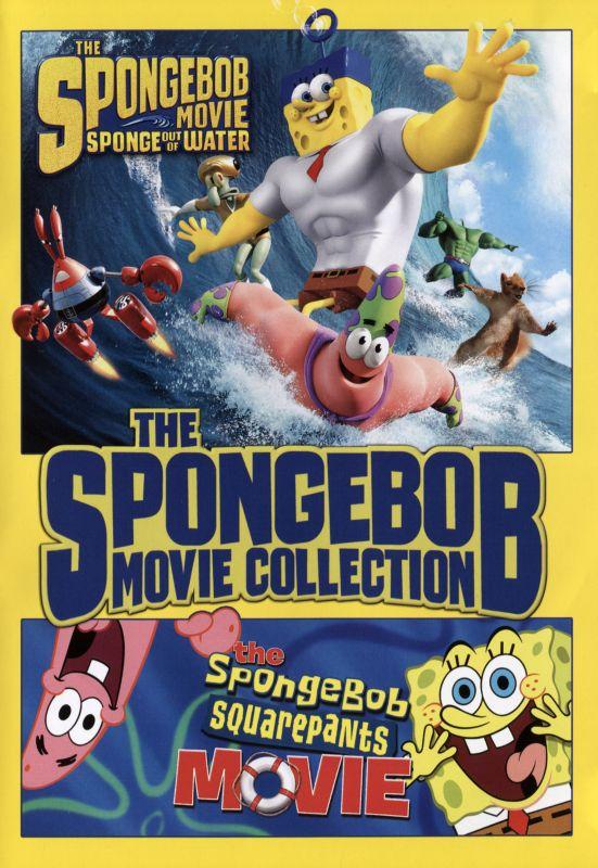 The Spongebob Squarepants Movie Collection [2 Discs] [DVD] 5706790