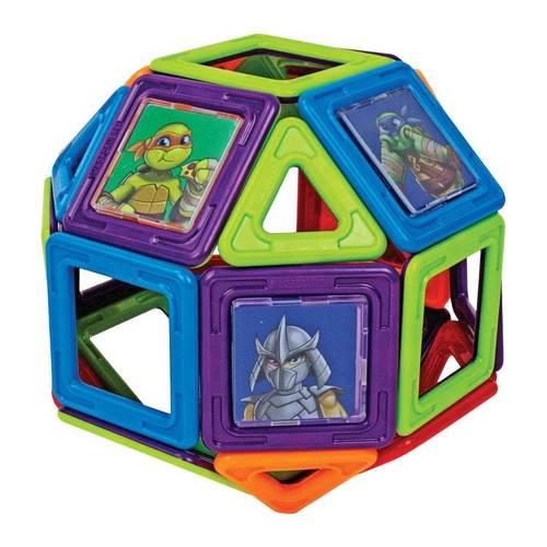 Magformers - Half Shell Heroes Teenage Mutant Ninja Turtles Set 5706871