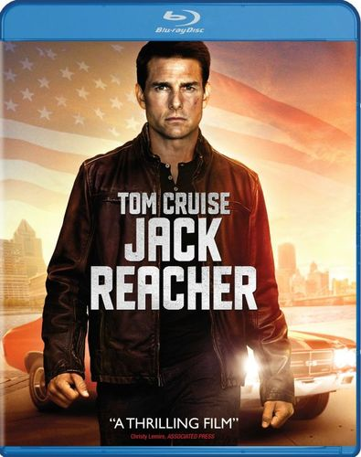 Jack Reacher [Blu-ray] [2012] 5707069