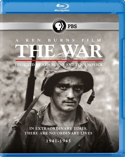 The War: A Ken Burns Film [6 Discs] [Blu-ray] 5707085