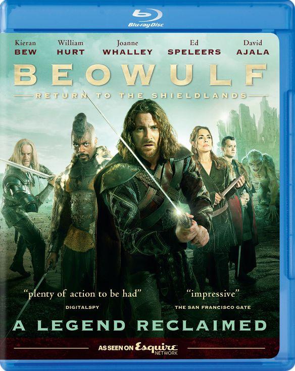 Beowulf [Blu-ray] [4 Discs] 5707408