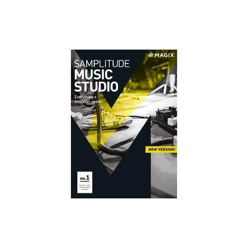 MAGIX Samplitude Music Studio - Windows [Digital]