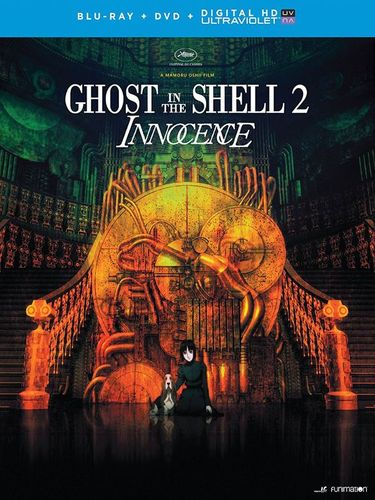 Ghost in the Shell 2: Innocence [Blu-ray/DVD] [2 Discs] [2004] 5707448