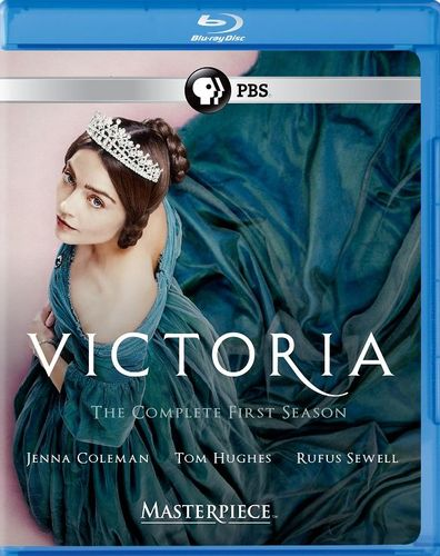 Victoria: Season One [Blu-ray] [3 Discs] 5707451