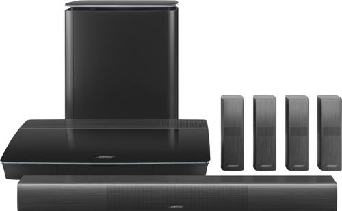 Bose Lifestyle 650 5 1 Home Theater System – Control Console