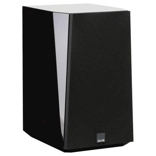 """SVS Ultra 6-1/2"""" 2-Way Bookshelf Speakers (Pair) Piano Gloss Black ULTRA BOOKSHELF MONITOR- PIANO"""