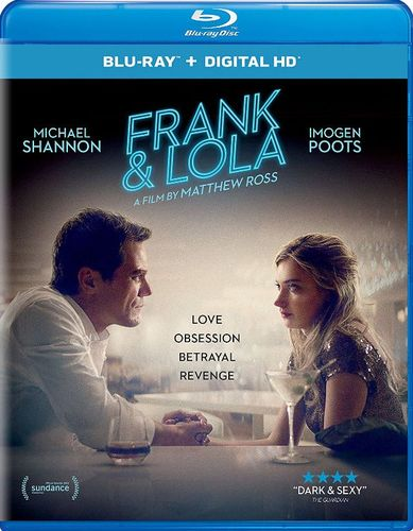 Frank and Lola [Includes Digital Copy] [UltraViolet] [Blu-ray] [2016] 5707798