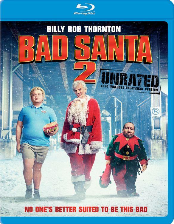 Bad Santa 2 [Blu-ray] [2016] 5707966