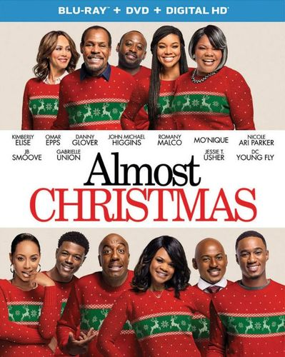 Almost Christmas [Blu-ray/DVD] [2 Discs] [2016] 5707968