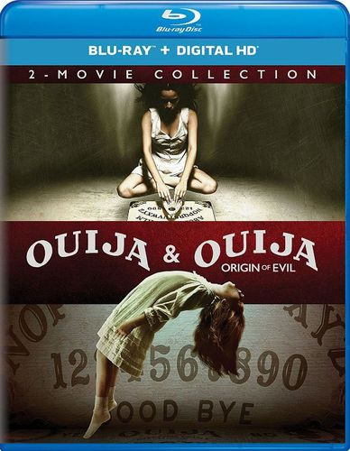 Ouija: 2-Movie Collection [Includes Digital Copy] [UltraViolet] [Blu-ray] [2 Discs] 5707970