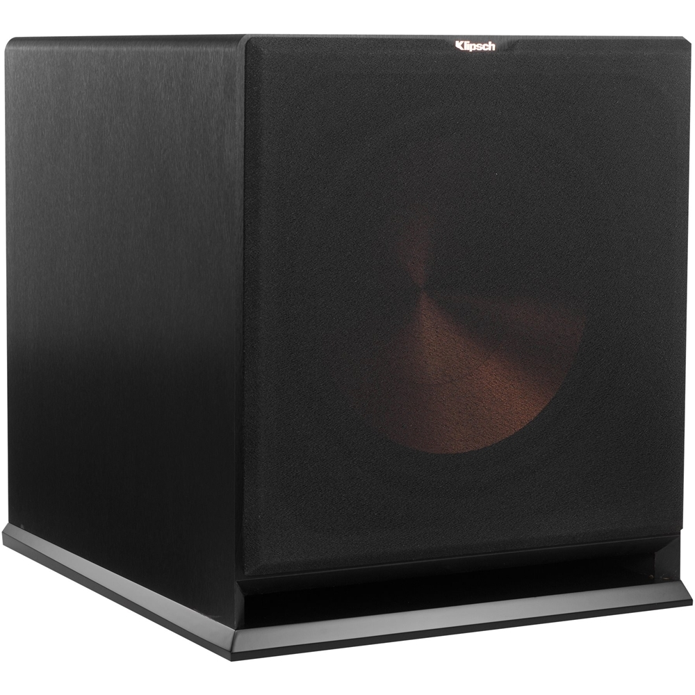 "Klipsch R-115SW Reference Series 15"" 400W Powered Subwoofer Black"