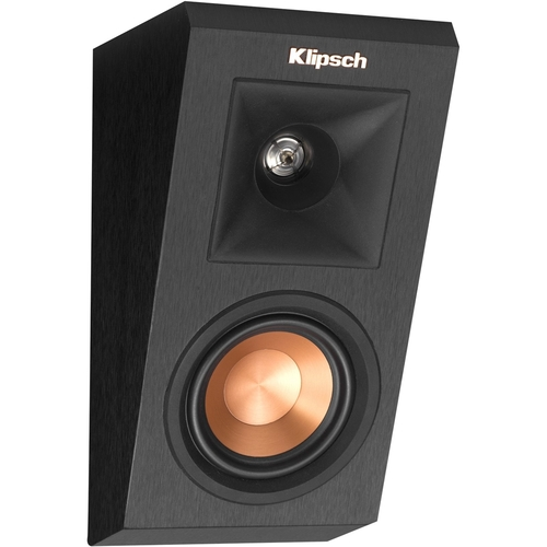 "Klipsch - Reference Premiere 4"" 200-Watt Passive 2-Way Speaker (Pair) - Black"