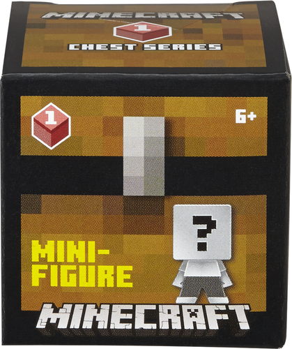 Minecraft - Chest Series Mini Figure