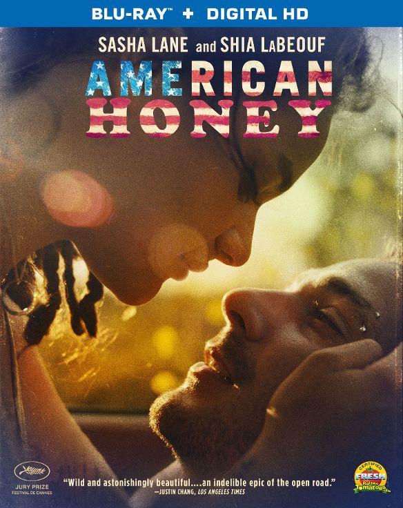 American Honey [Blu-ray] [2016] 5708916