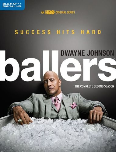 Ballers: The Complete Second Season [Blu-ray] [2 Discs] 5709015