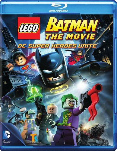 LEGO Batman: The Movie - DC Super Heroes Unite [Blu-ray] [2013] 5709016