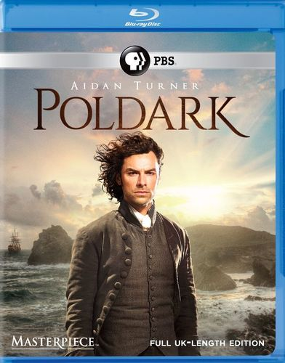 Masterpiece: Poldark [UK Edition] [2 Discs] [Blu-ray] 5709018