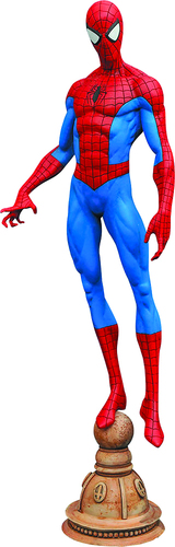 Diamond Select Toys - Marvel Gallery: Spider-Man PVC Diorama 5709022