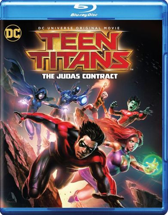 Teen Titans: The Judas Contract [Blu-ray] [2017] 5709051