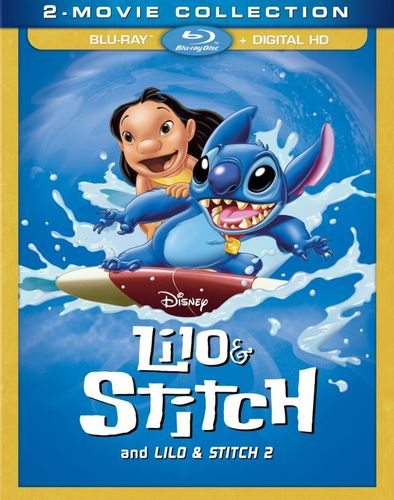 Lilo and Stitch: 2-Movie Collection [Blu-ray] [2 Discs] 5709180