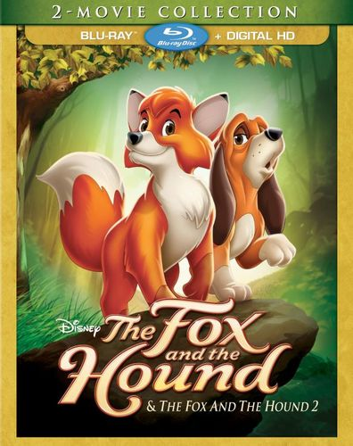 The Fox and the Hound/The Fox and the Hound II [Blu-ray] [2 Discs] 5709181