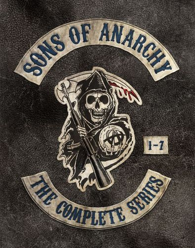 Sons of Anarchy: The Complete Series - Seasons 1-7 [Blu-ray] [23 Discs] 5709723