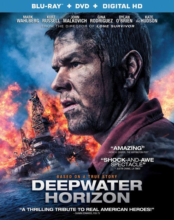Deepwater Horizon [Blu-ray/DVD] [2 Discs] [2016] 5709843