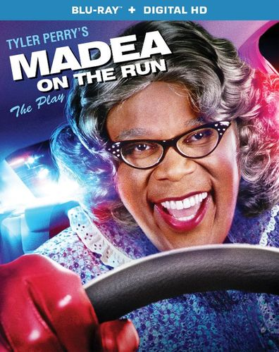 Tyler Perry's Madea On the Run - The Play [Blu-ray] [2016] 5709855