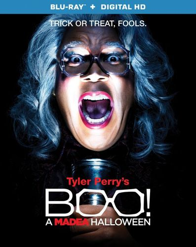 Tyler Perry's Boo! A Madea Halloween [Blu-ray] [2016] 5709856