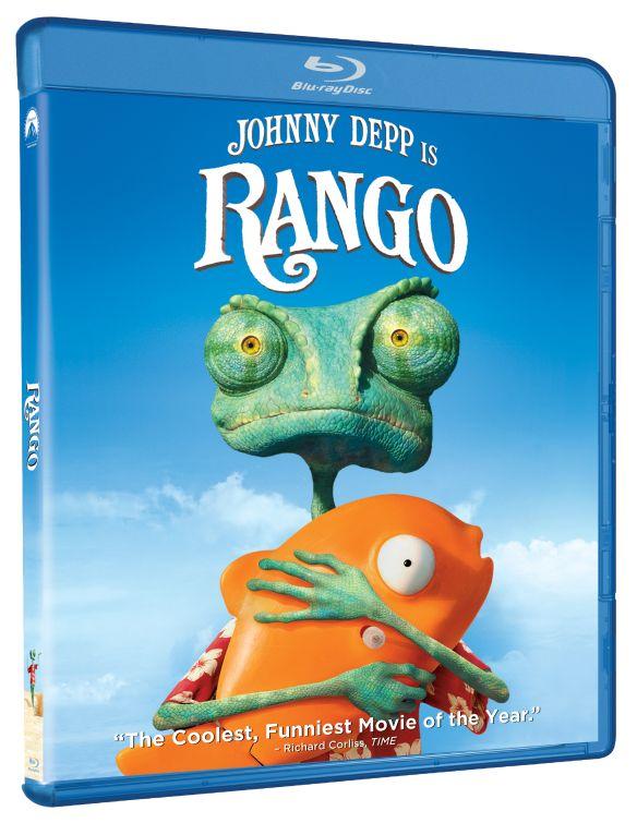Rango [Blu-ray] [2011] 5709862