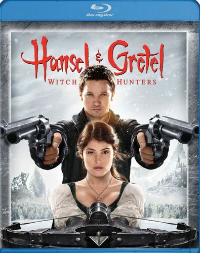 Hansel & Gretel: Witch Hunters [Blu-ray] [2013] 5709864