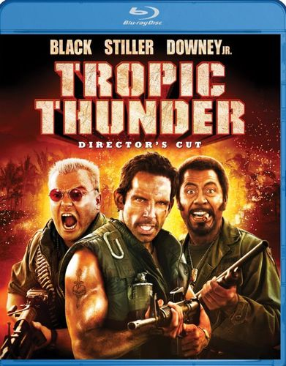 Tropic Thunder [Blu-ray] [2008] 5709865