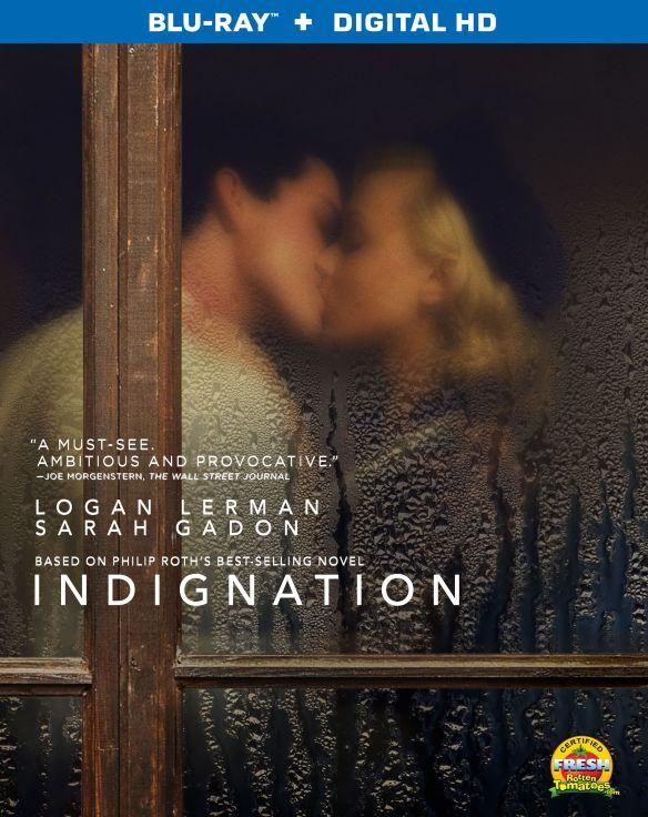 Indignation [Blu-ray] [2016] 5710340
