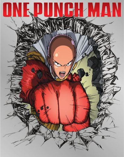 One-Punch Man [Blu-ray/DVD] [2 Discs] 5710418