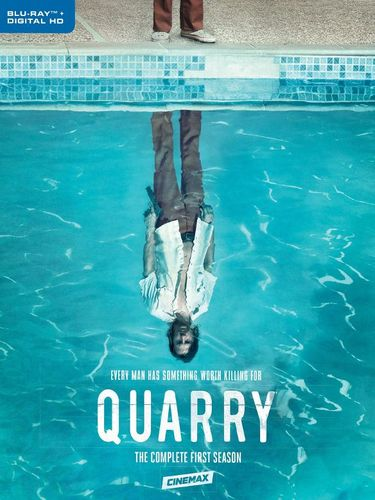 Quarry: The Complete First Season [Blu-ray] 5710420