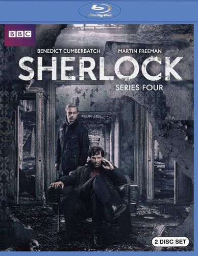 Sherlock: Season Four [Blu-ray] 5710422