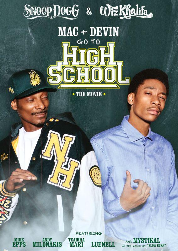 Mac + Devin Go to High School [DVD] [2012] 5710447