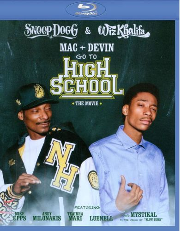 Mac + Devin Go to High School [Blu-ray] [2012] 5710465