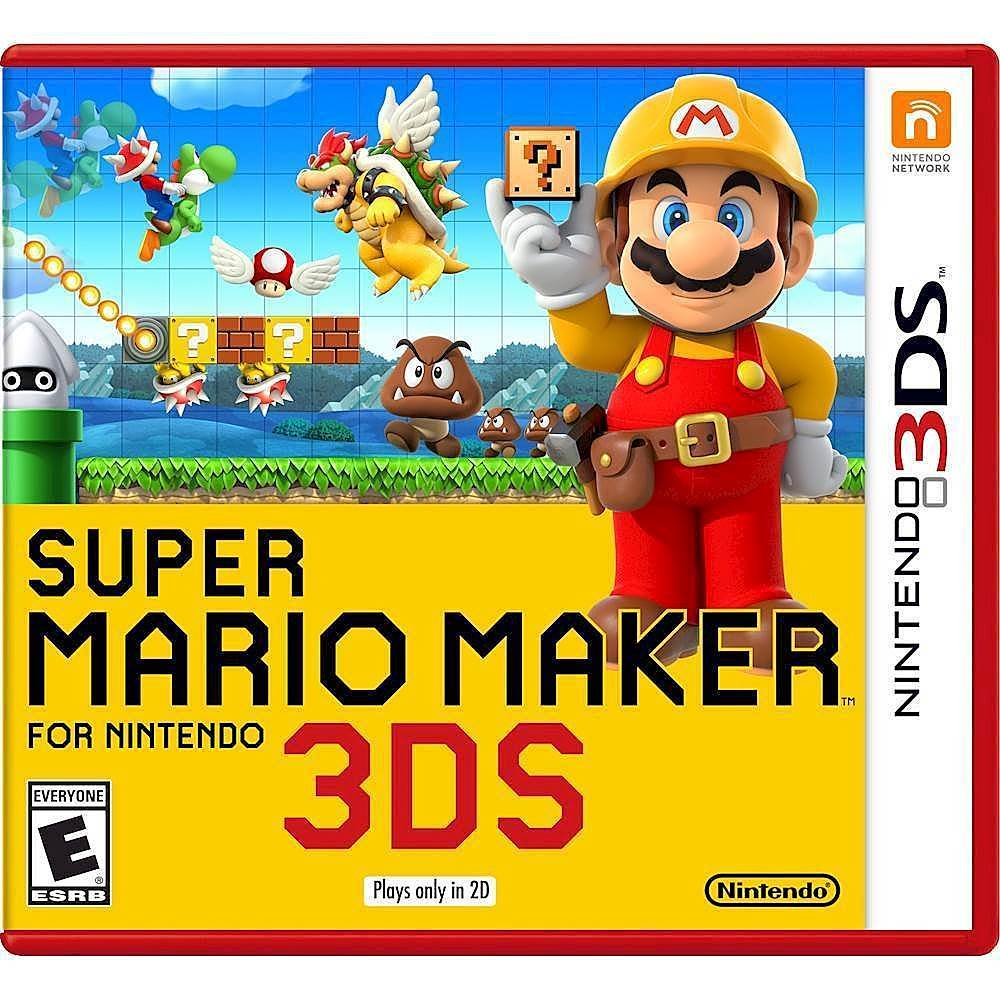 Nintendo New 3ds Xl R Compare Best Prices Online Shopping Pikachu Yellow Edition Super Mario Maker Ni