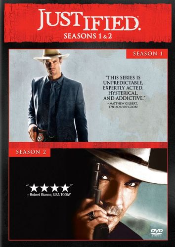 Justified: Seasons 1 and 2 [6 Discs] [DVD] 5711036