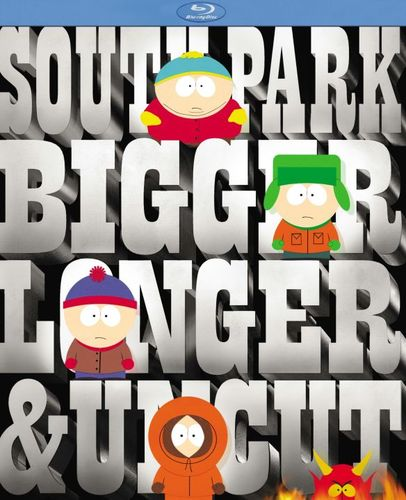 South Park: Bigger, Longer & Uncut [DVD] [1999] 5711166
