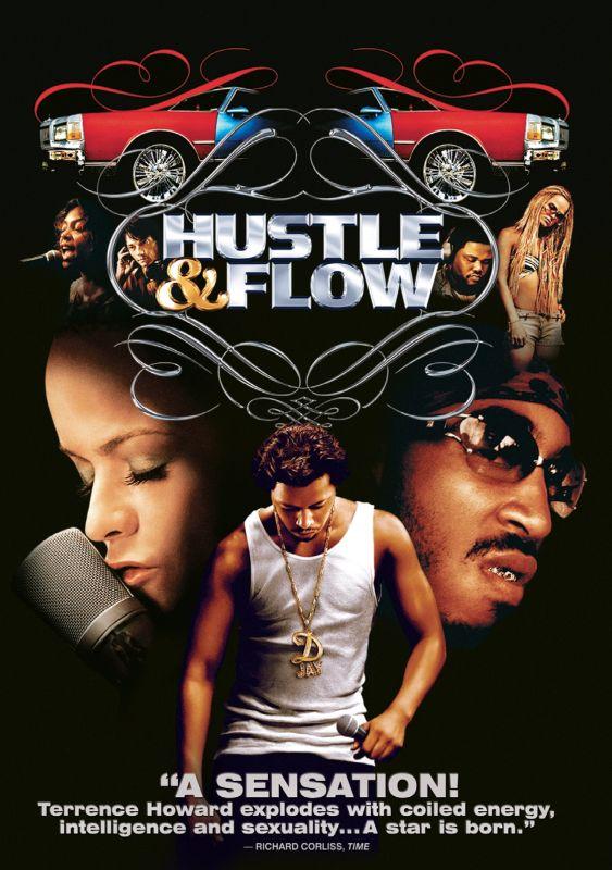 Hustle & Flow [DVD] [2005] 5711179