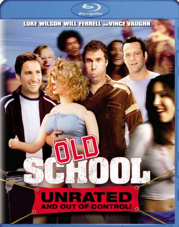 Old School [Blu-ray] [2003] 5711181