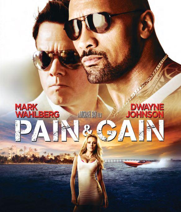 Pain & Gain [Blu-ray] [2013] 5711185