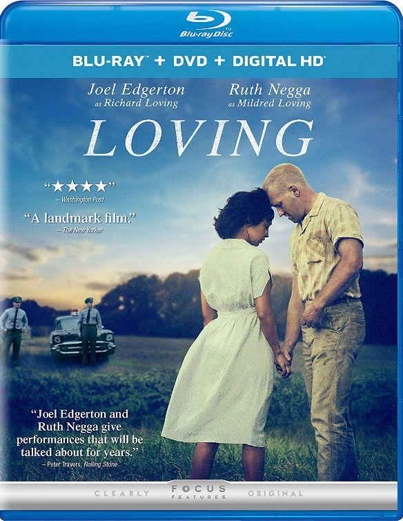 Loving [Includes Digital Copy] [UltraViolet] [Blu-ray/DVD] [2 Discs] [2016] 5711329
