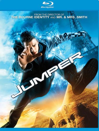 Jumper [Blu-ray] [2008] 5711453