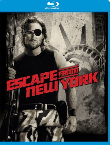 Escape from New York [Blu-ray] [1981] 5711454