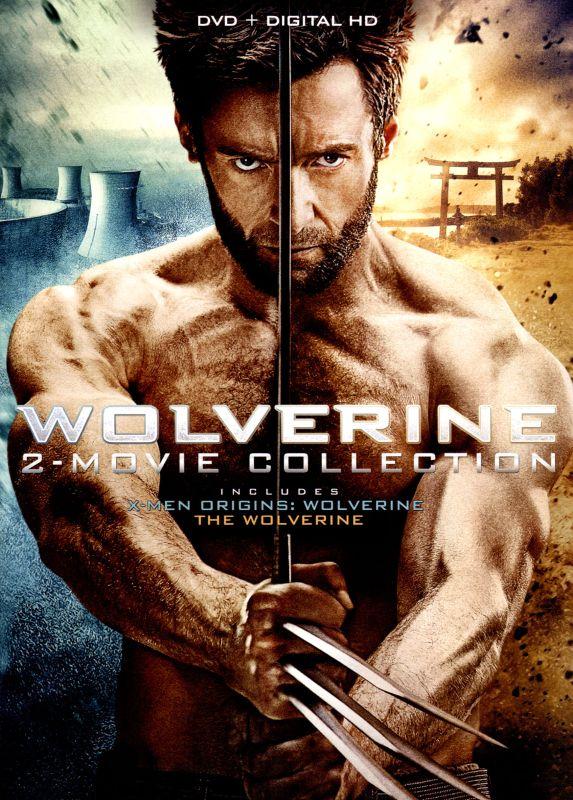 Wolverine: 2-Movie Collection [2 Discs] [DVD] 5711495